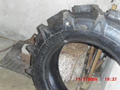 All season tyres Tire 8-18 6PR BKT TR-144 TT for a mini tractor