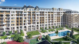 Investment project - residential complex. Bulgaria
